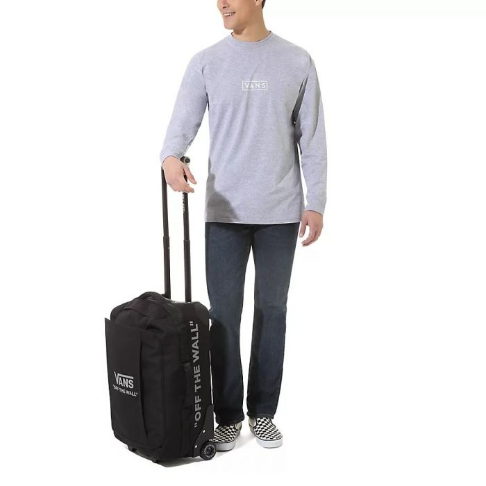 MN Vans Carry-On Luggage - Travel Bags - Bags - Men - Catalog