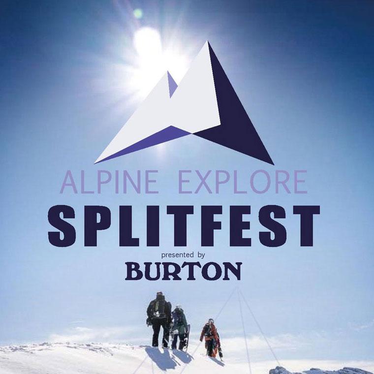 ALPINEEXPLORE SPLITFEST 2018