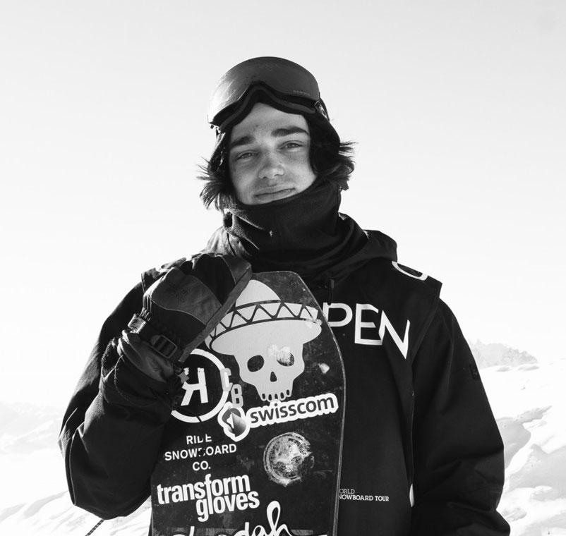 Dario Burch
